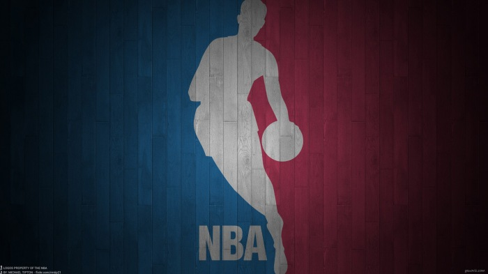 Jordan NBA logo wallpaper 2560x1440